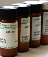 Homeopathy therapies list